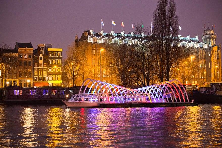 Floating Bridge_pic by Jean Onhibeni